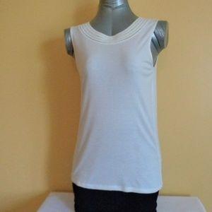 Ann Taylor shell tank sleeveless blouse
